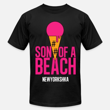 Son Of A Beach Son of a Beach - Men's  Jersey T-Shirt