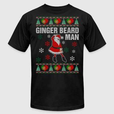 Ginger Beard Man Ginger Beard Portuguese Man - Men's Fine Jersey T-Shirt