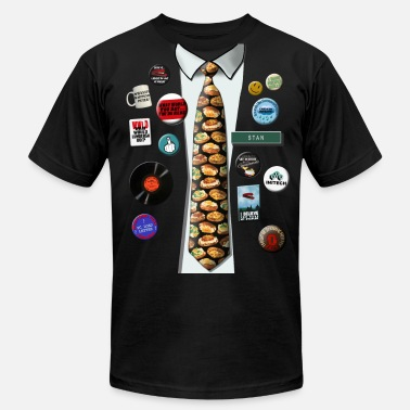 Stapler Office Space - Stan's Flair - Men's  Jersey T-Shirt