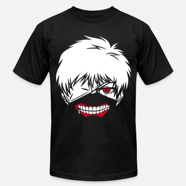 Anime Tokyo Ghoul - Men's Fine Jersey T-Shirt