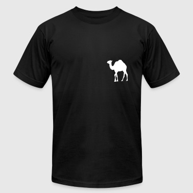 Camel  - Africa - Safari - Men's Fine Jersey T-Shirt