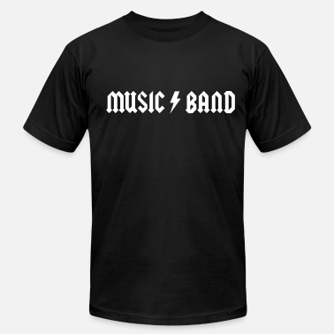 General Electric Generic Music Band - Men's  Jersey T-Shirt