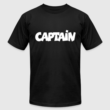Captain - Men's Fine Jersey T-Shirt
