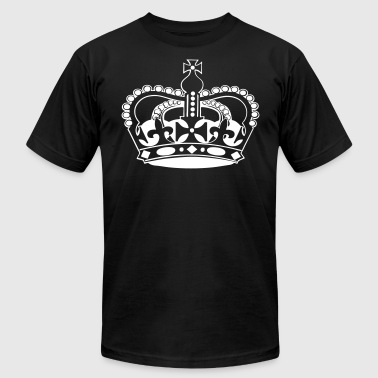 Royal and Regal crown - Men's Fine Jersey T-Shirt