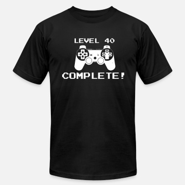 Level 40 Complete Level 40 Complete - Men's Fine Jersey T-Shirt