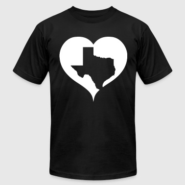 Texas Marshall love Texas - Men's Fine Jersey T-Shirt