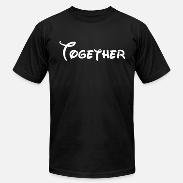 Together Togetherness together - Men's  Jersey T-Shirt