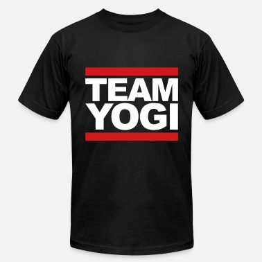 Yogi Team Yogi (Original) - Men's Fine Jersey T-Shirt