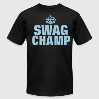 SWAG CHAMP - Men's Fine Jersey T-Shirt