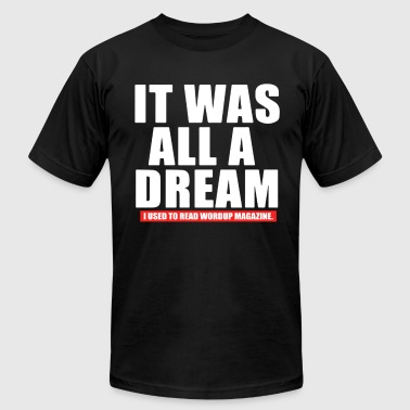 H G Notorious B I G Biggie Smalls It Was All A Dream H - Men's Fine Jersey T-Shirt