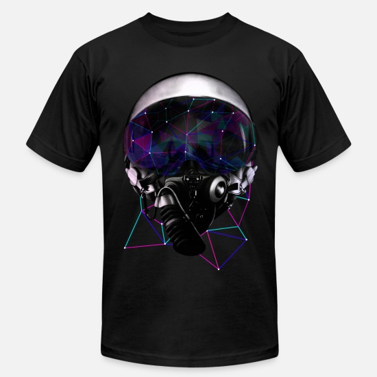 Star T-Shirts - Pilot - Men's Jersey T-Shirt black