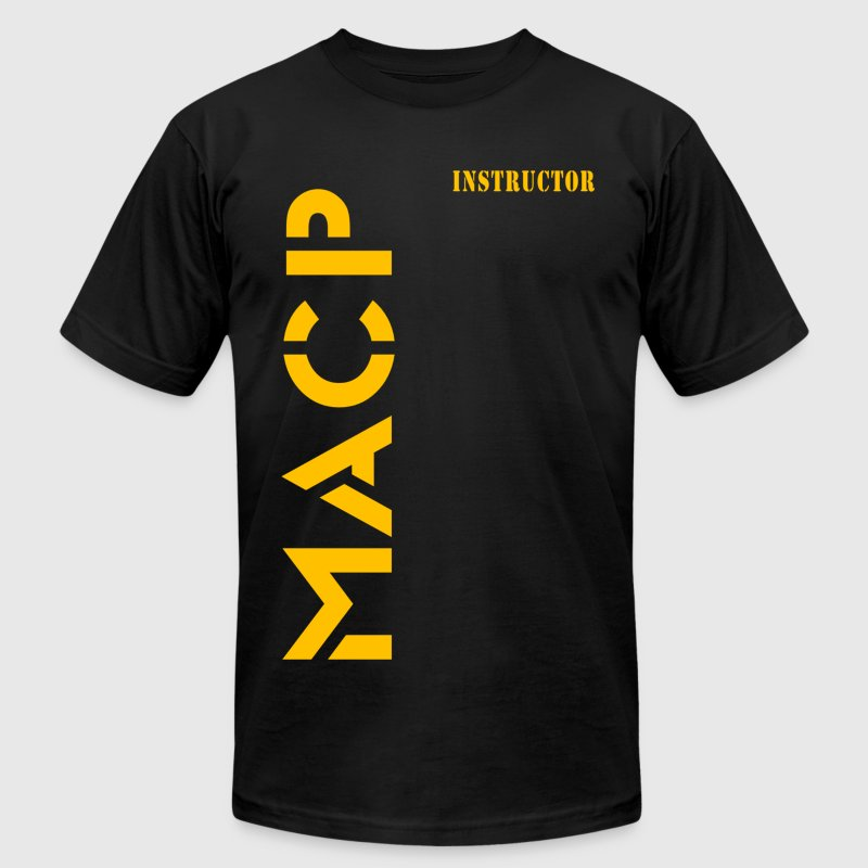 MACP Classic Instructor Slim Fit - Men's Fine Jersey T-Shirt