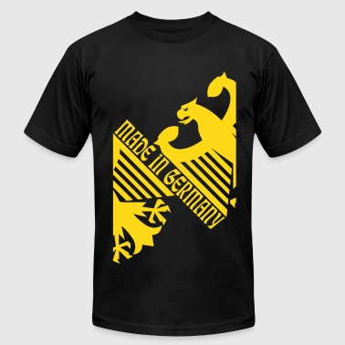Made in Germany, German Eagle - Men's Fine Jersey T-Shirt