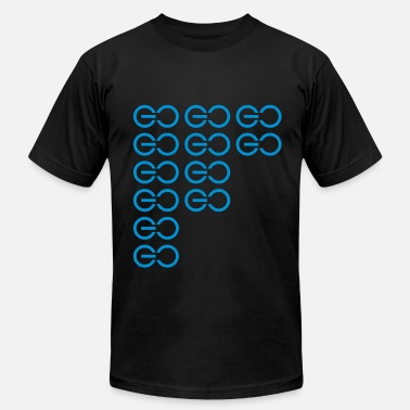 gogogogogo-design - Men's  Jersey T-Shirt
