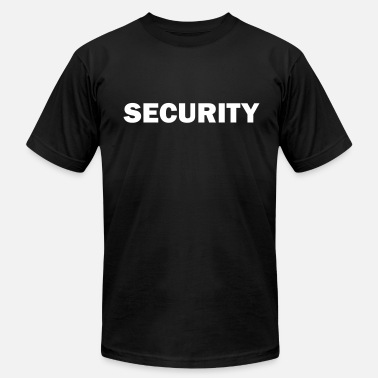 Security Security - Men's  Jersey T-Shirt