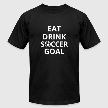 eat drink - Men's Fine Jersey T-Shirt