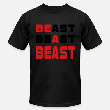 Bad Girl Sportswear Beast - Men's  Jersey T-Shirt
