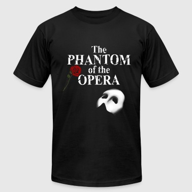 Phantom Of The Opera Funny The phantom of the opera - t-shirt for fans - Men's Fine Jersey T-Shirt