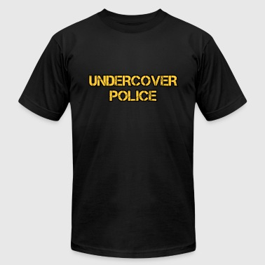 undercover police - Men's Fine Jersey T-Shirt