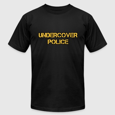 Undercover Police undercover police - Men's Fine Jersey T-Shirt