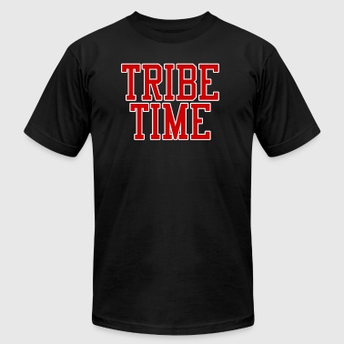 10 Cent TRIBE TIME - Men's Fine Jersey T-Shirt