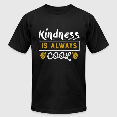 Kindness friendly kind manners smile gift idea - Men's Fine Jersey T-Shirt