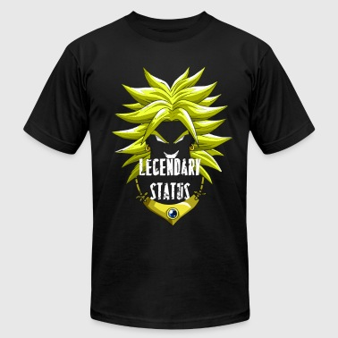 Legendary Status - Men's Fine Jersey T-Shirt