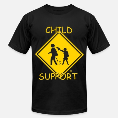 Child child_support - Men's Fine Jersey T-Shirt