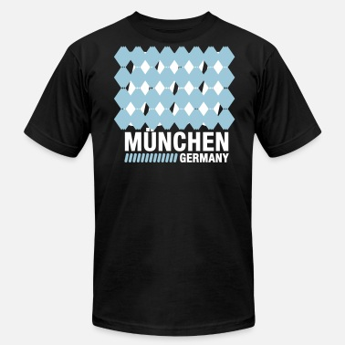 Free State Of Bavaria Munich, Bavaria, Germany - Men's Fine Jersey T-Shirt