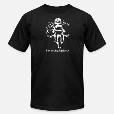Motorcycles Motorcycle - Men's Fine Jersey T-Shirt