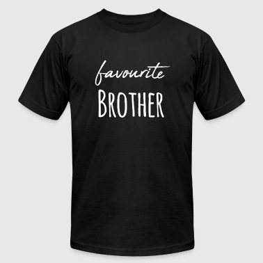 Favourite Sister Favourite Brother Sister Siblings / Gift Idea - Men's Fine Jersey T-Shirt