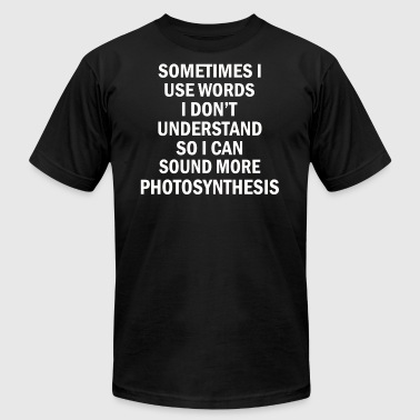 Photosynthesis - Men's Fine Jersey T-Shirt