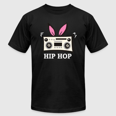 Hip Hop - Men's Fine Jersey T-Shirt