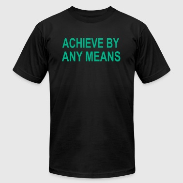 Ani Any means - Men's Fine Jersey T-Shirt