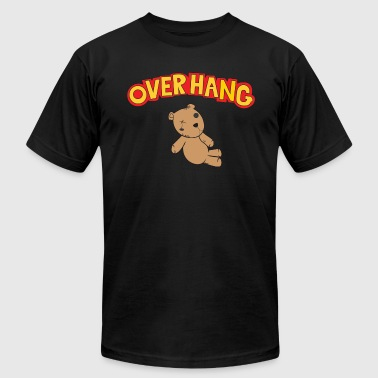 Band Merch Overhang Merchandise - Men's Fine Jersey T-Shirt