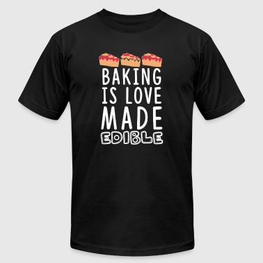 Baking T Shirt - Men's Fine Jersey T-Shirt