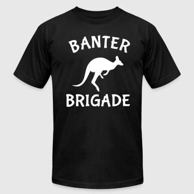 Banter Brigade - Men's Fine Jersey T-Shirt