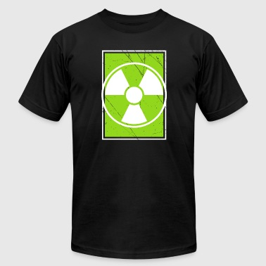 Nuclear Waste Nuclear - Men's Fine Jersey T-Shirt