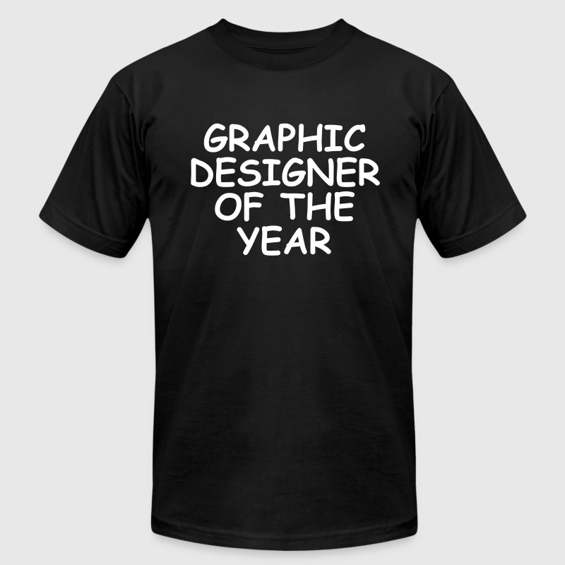 Graphic Designer Of The Year - Men's Fine Jersey T-Shirt