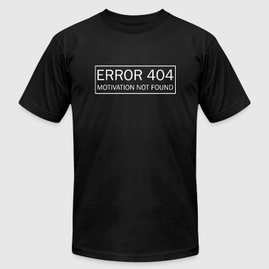 Error 404 - Men's Fine Jersey T-Shirt