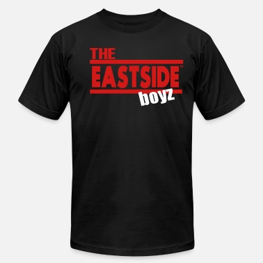 East The EAST SIDE boyz - Men's  Jersey T-Shirt