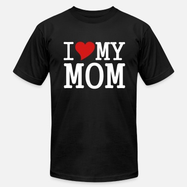 I Heart My Mom I Heart My Mom - Men's Jersey T-Shirt