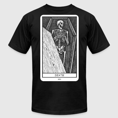 Death Tarot - Men's Fine Jersey T-Shirt