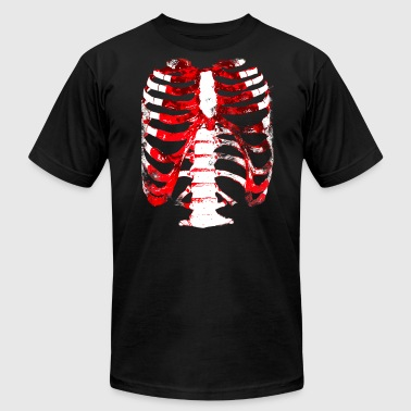 Ribbed Ribs - Men's Fine Jersey T-Shirt