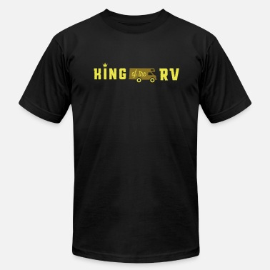 81e696057 Rv Camping king of the rv - Men's Jersey T-Shirt