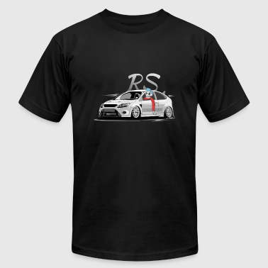 Focus Rs focus 2 rs - Men's Fine Jersey T-Shirt