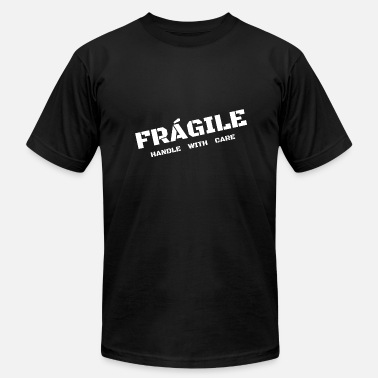 Fragile Handle With Care Fragile - Handle with care - Men's Fine Jersey T-Shirt