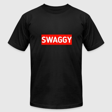 Swaggie Swaggy - Men's Fine Jersey T-Shirt