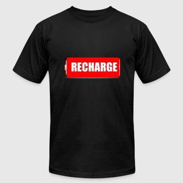 Recharge RECHARGE - Men's Fine Jersey T-Shirt