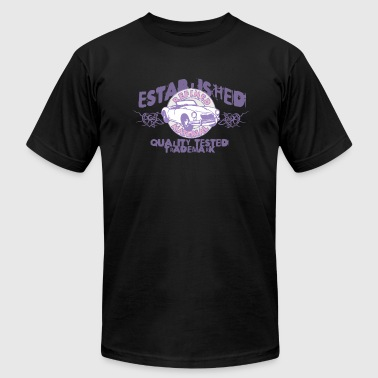 Establishment established - Men's Fine Jersey T-Shirt